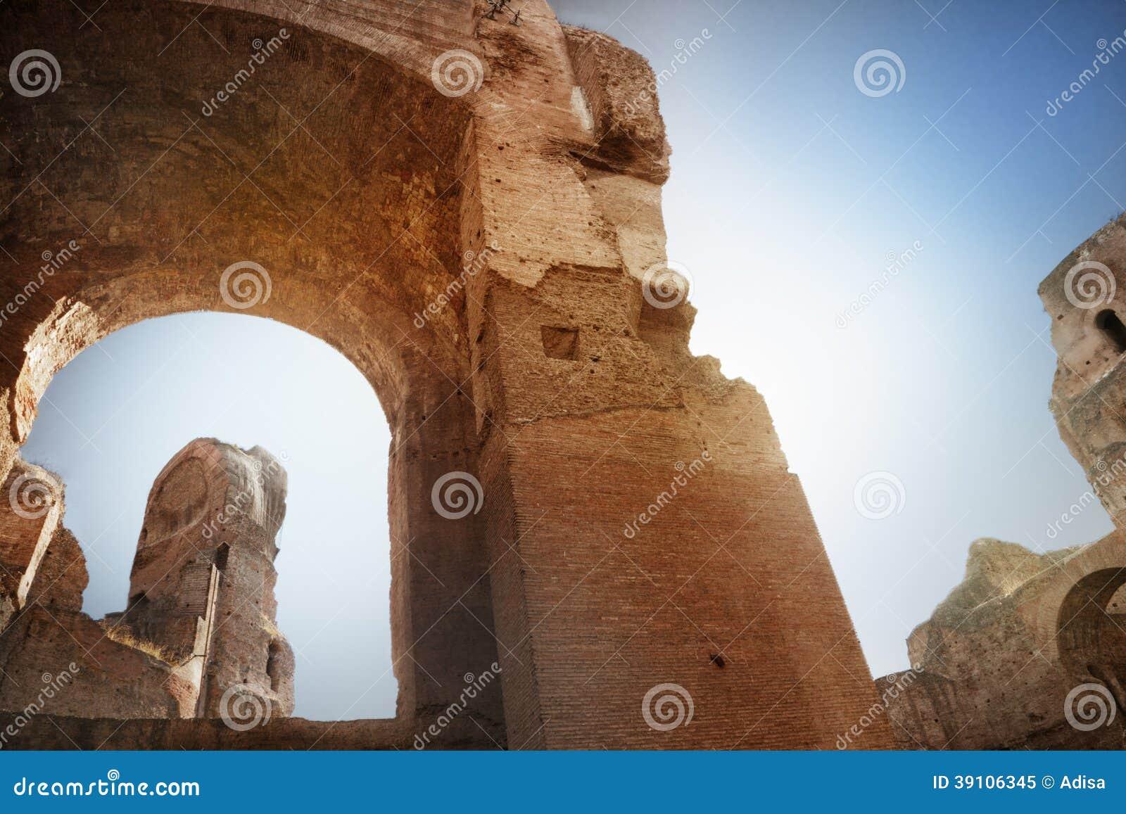 Thermae van Caracalla