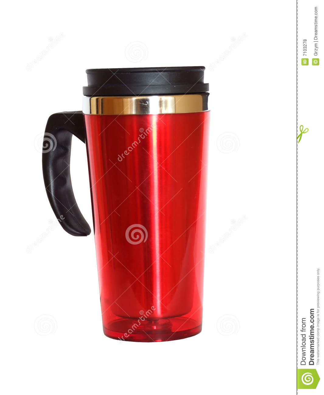 Thermal Cup Royalty Free Stock Photos Image 7103278