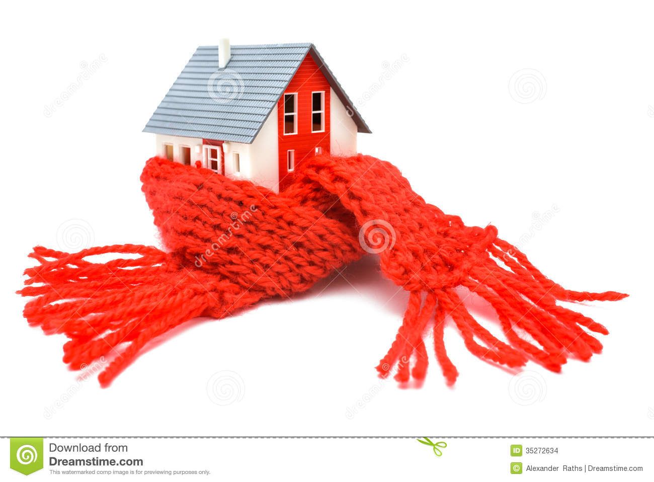 Thermal Insulation Stock Images Image 35272634