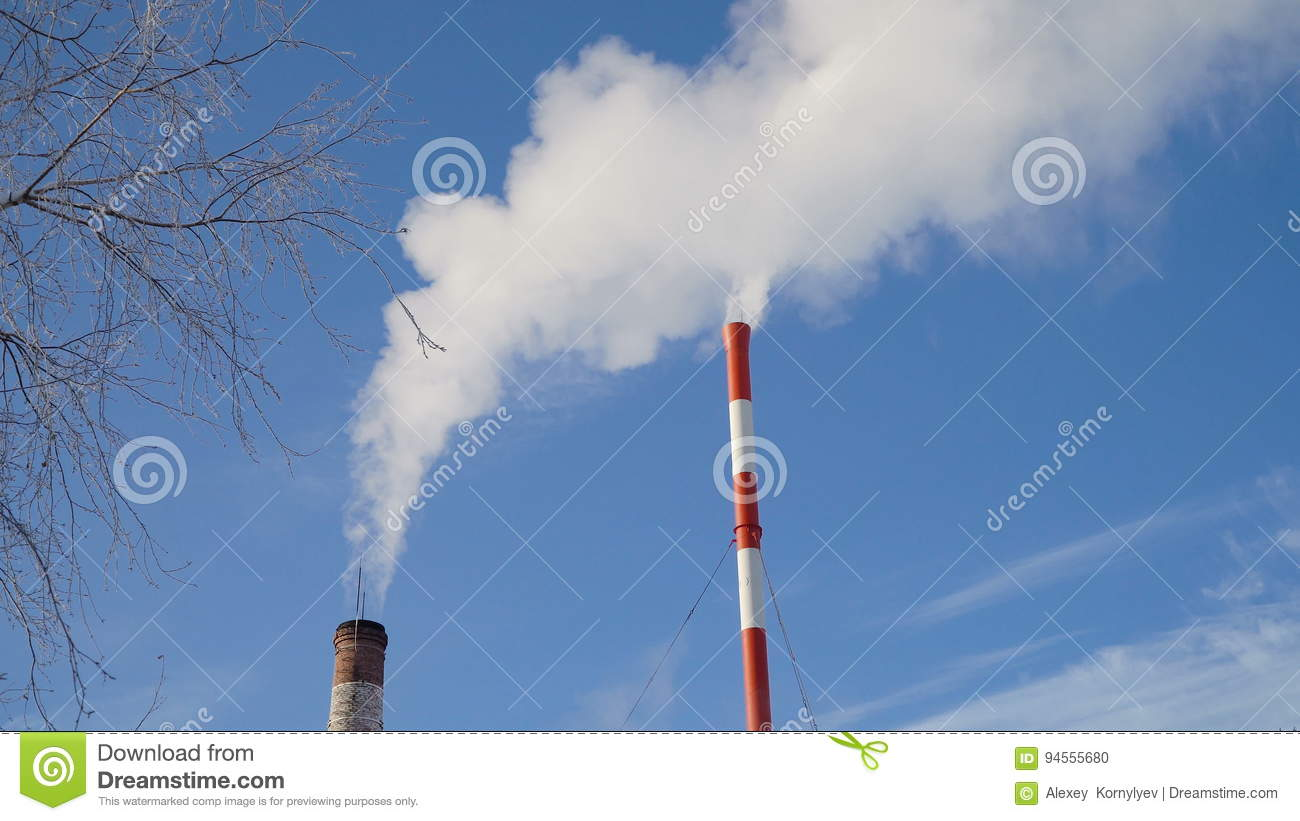 Thermal Power Plant, Boiler House. Stock Footage - Video of ...