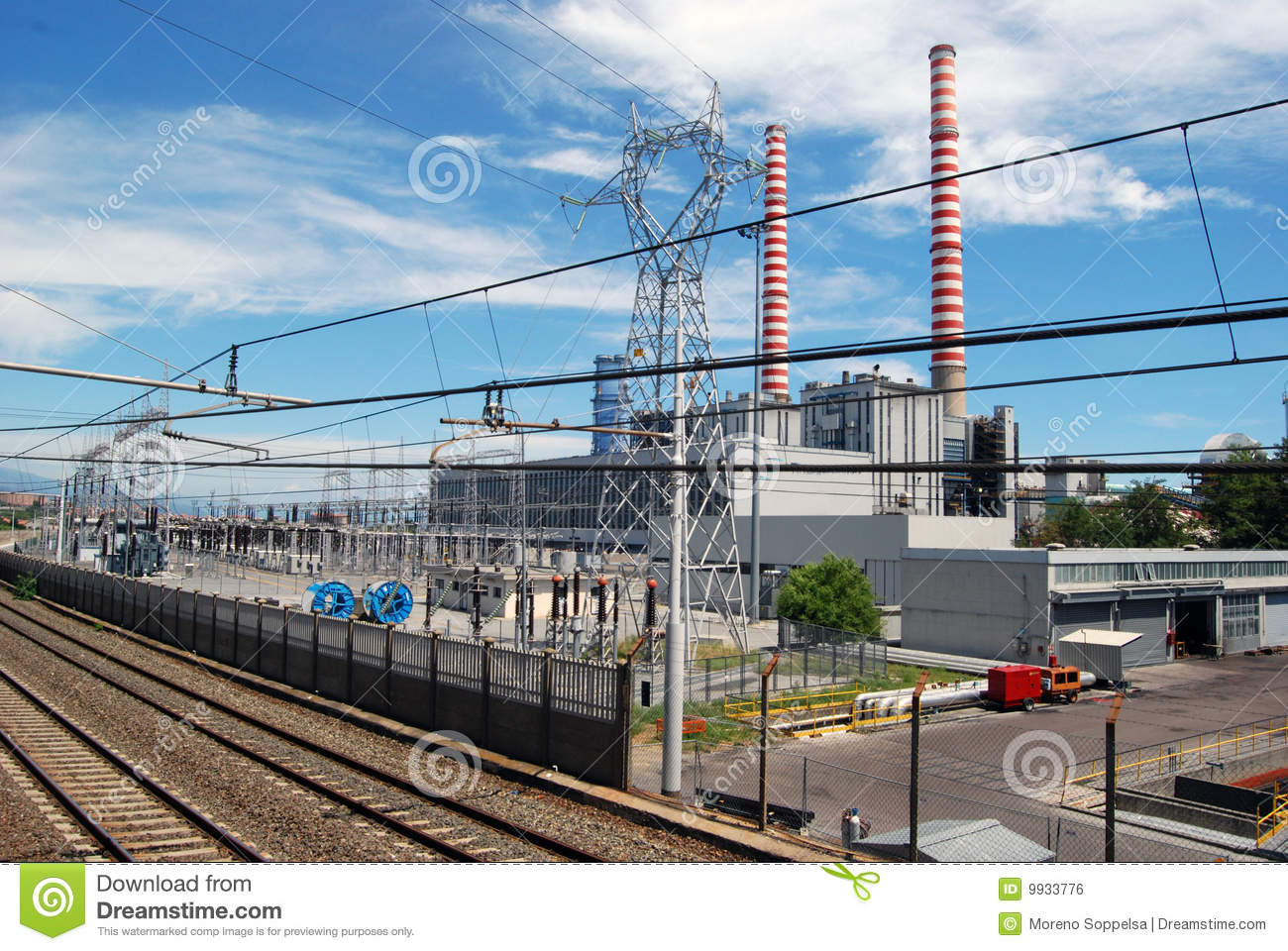 Thermal power station - Coal