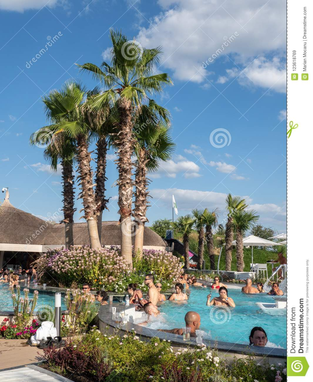 Therme Balotesti - beautiful and relaxing area near Bucharest
