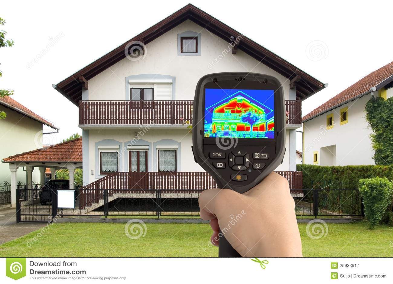 Thermisch Beeld van het Huis