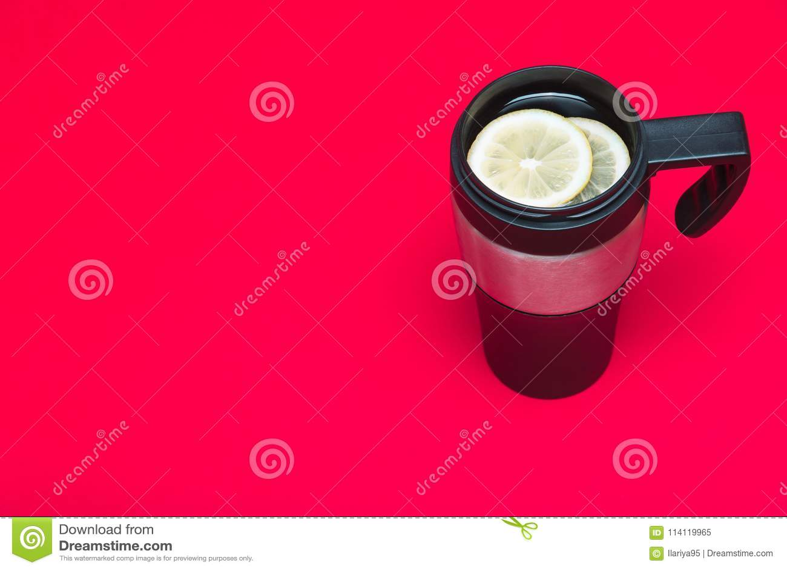 Thermo råna med te