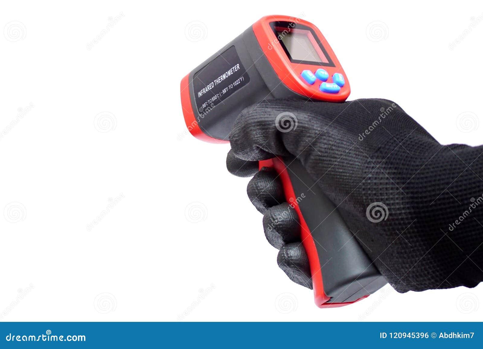 Thermomètre infrarouge de non contact