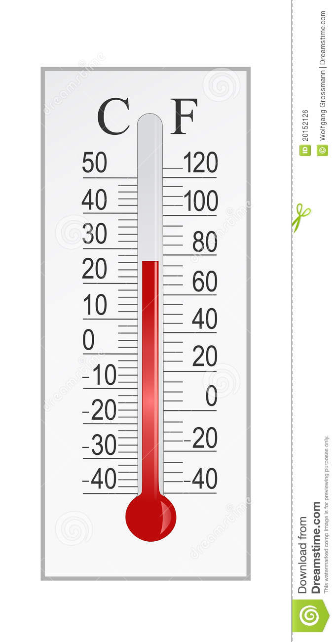 Thermometer Royalty Free Stock Image - Image: 20152126