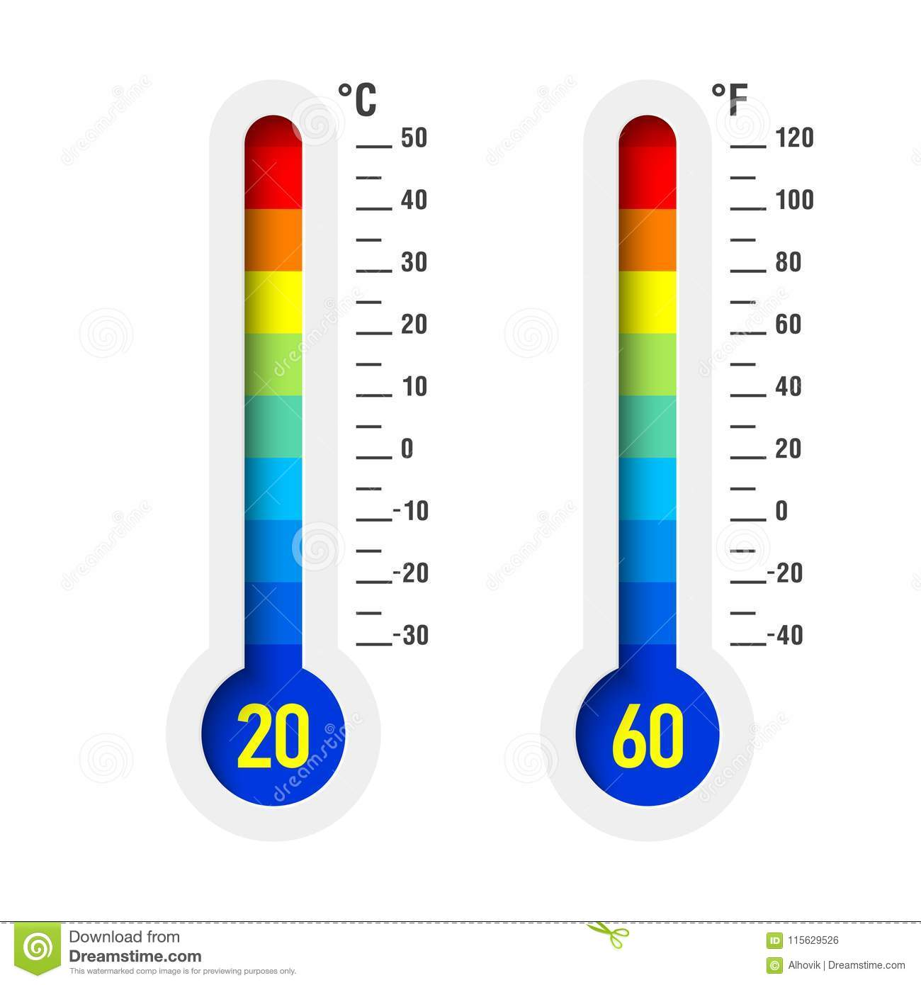 Color Thermometer