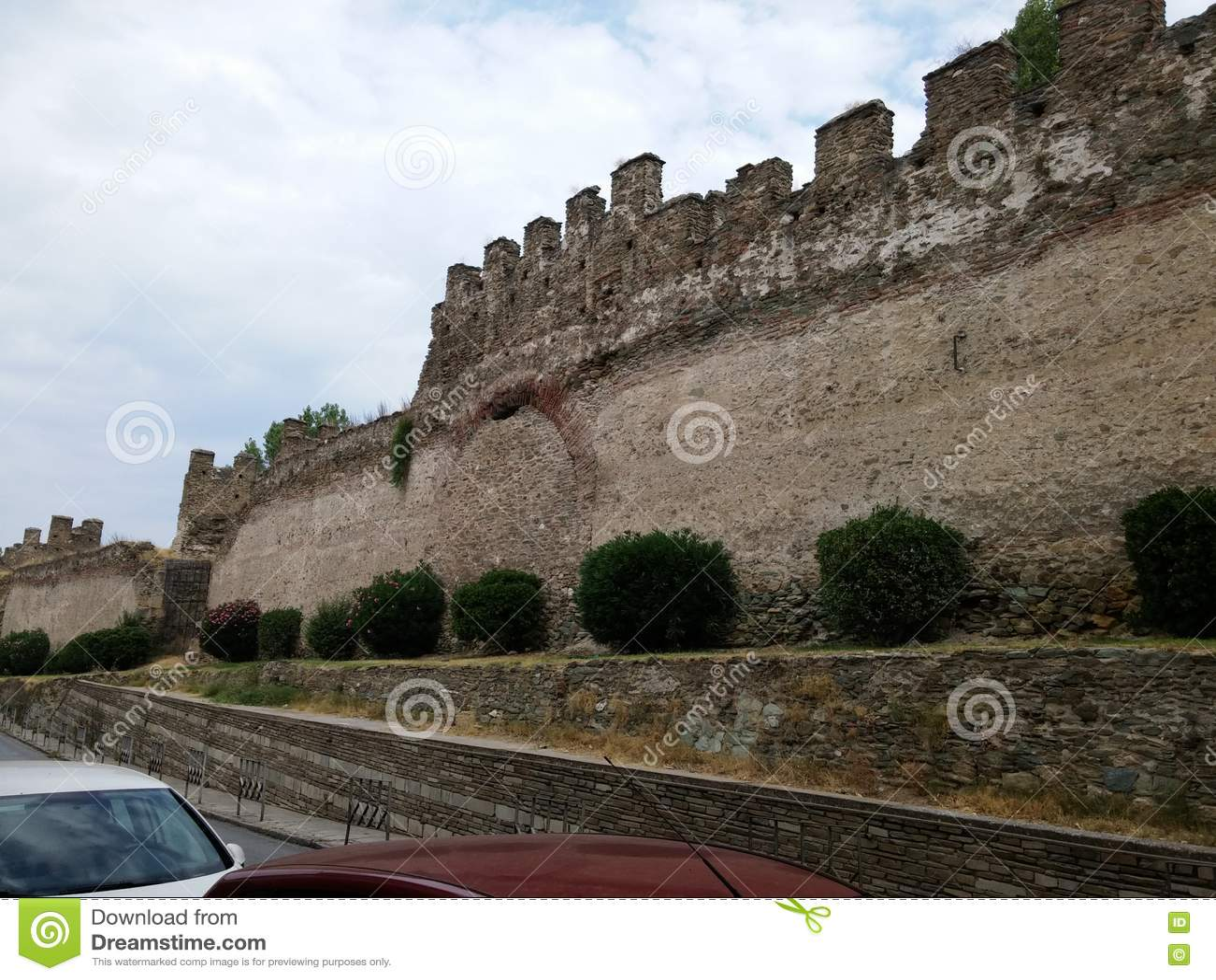 Thessaloniki vestingwerk