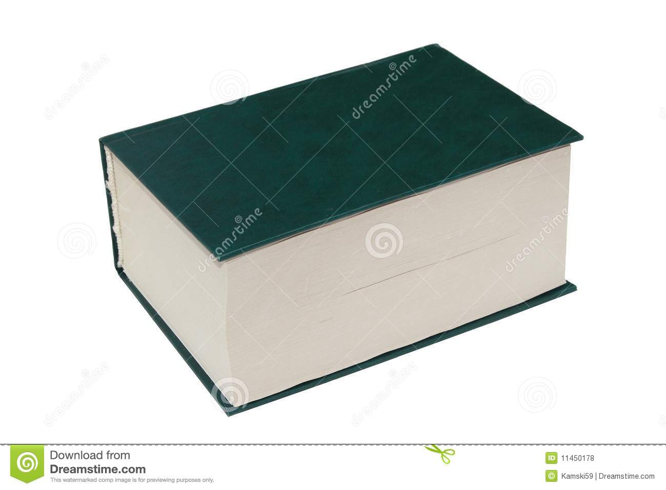 The thick book stock photo. Image of training, study ...