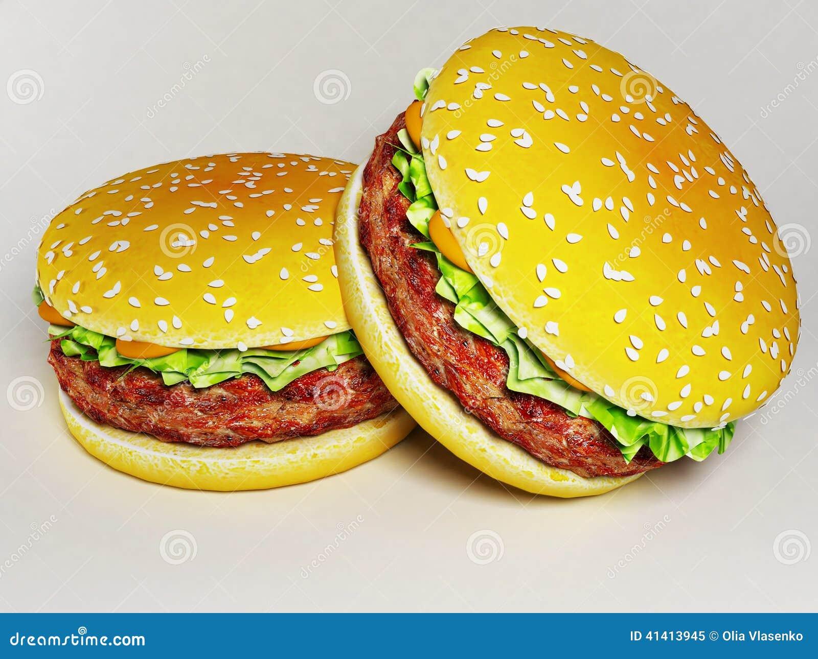 Big, Fat, Juicy Cheeseburger