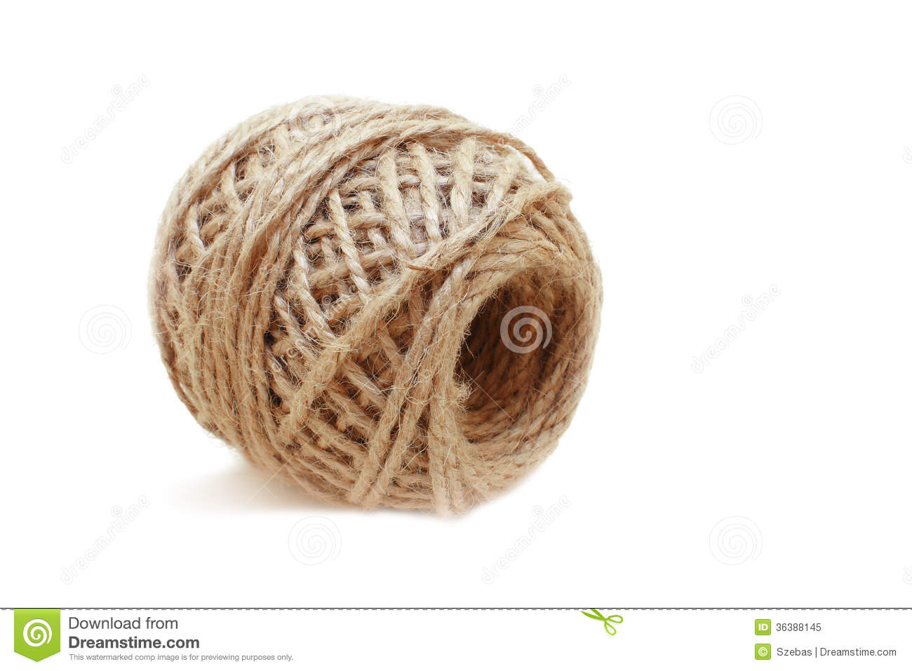 Thick Yarn Thread Royalty Free Stock Photo Image 36388145