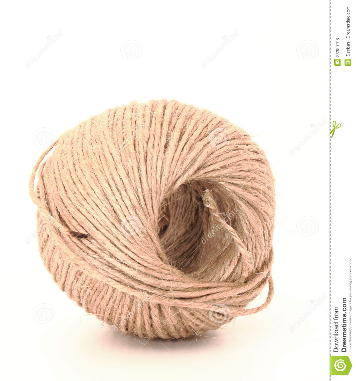 Thick Yarn Thread Royalty Free Stock Photos  Image 36389798