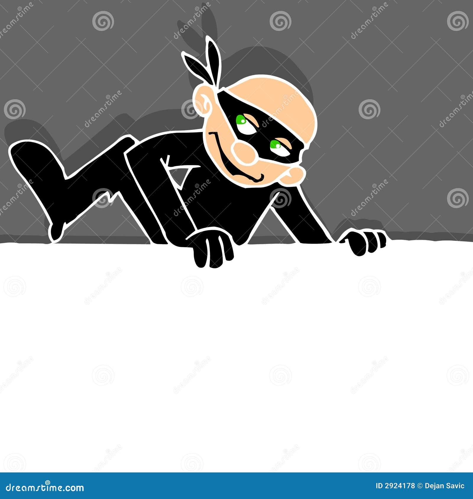 a thief