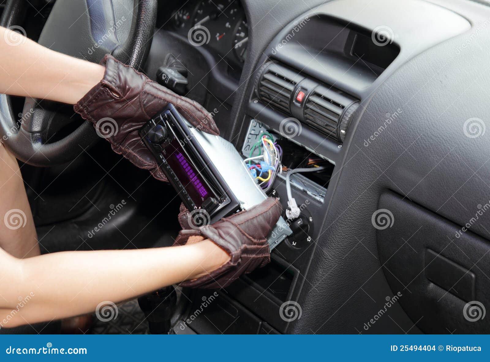 Car Audio Theft Insurance