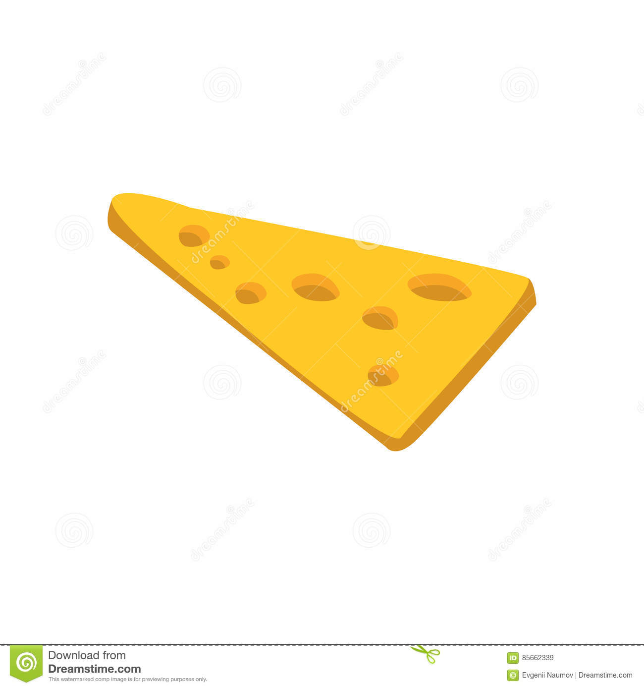 Cheese Clipart Royalty Free Stock Image - Image: 25901176