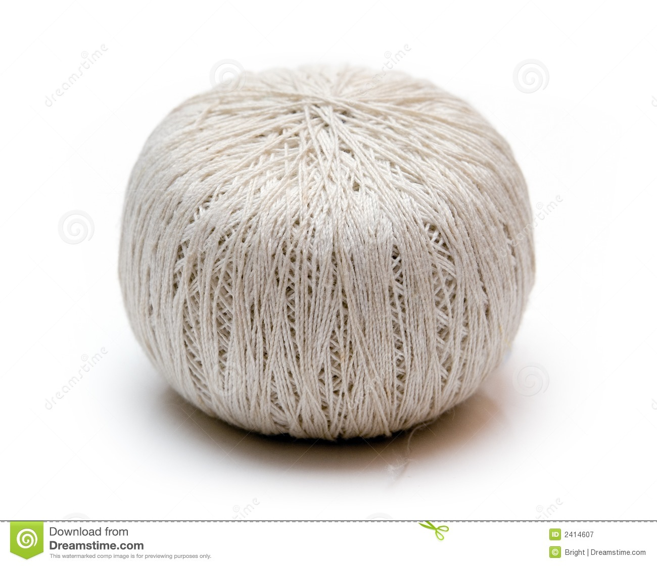 Knitting Patterns For Thin Yarn : Thin yarn stock image. Image of crochet, ball, knitting ...