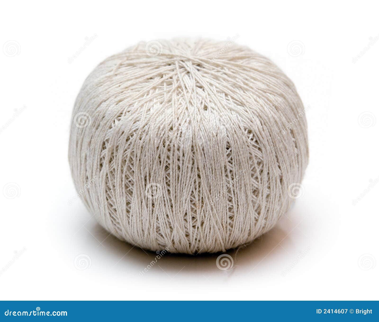 Thin Yarn Crochet : Thin Yarn Royalty Free Stock Photography - Image: 2414607
