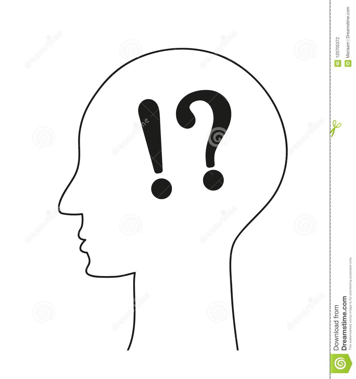 black and white thinking questions