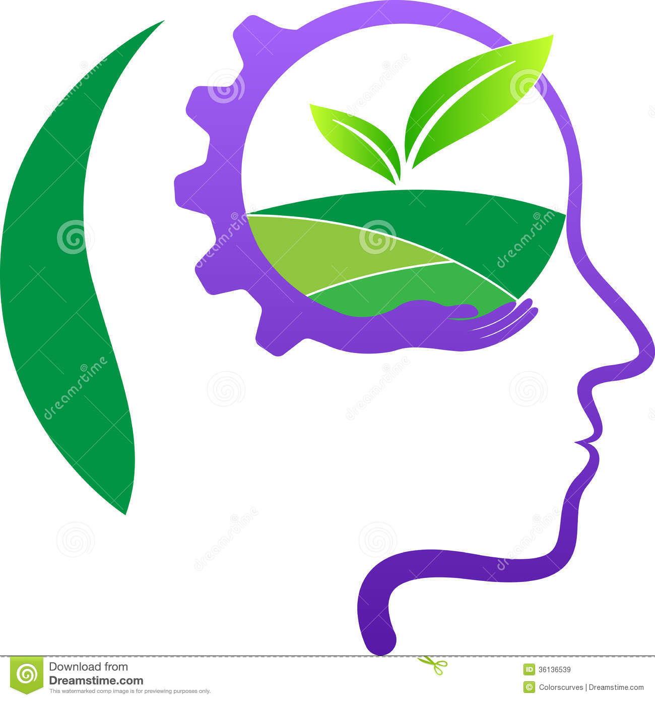 Think green save nature