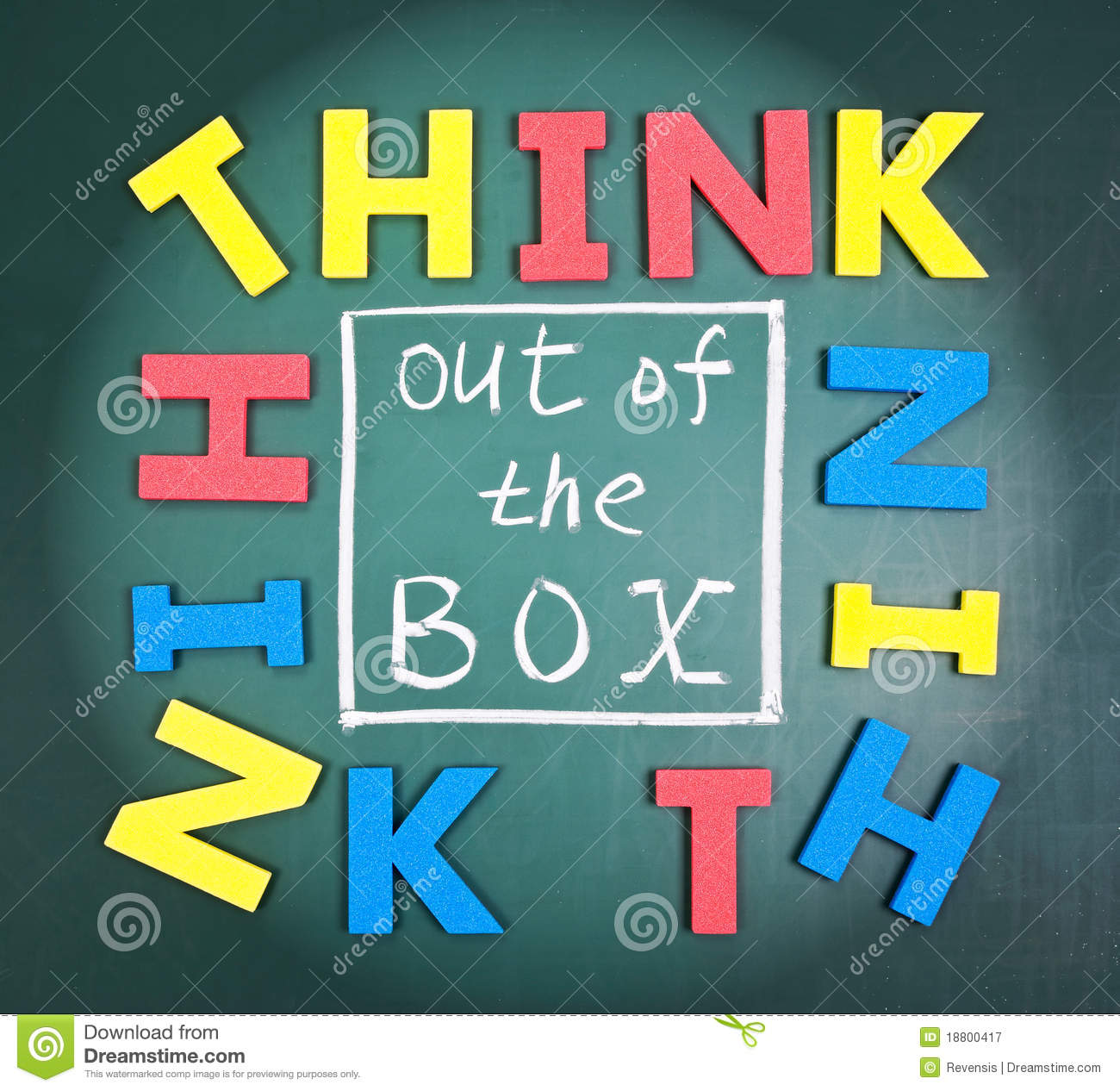Think Out Box Stock Images - Download 597 Royalty Free Photos