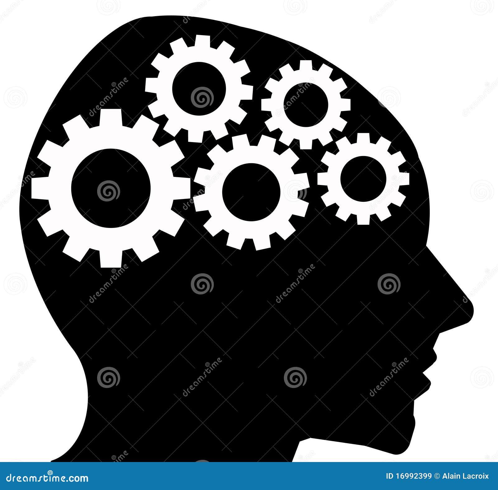 Thinking Brain Royalty Free Stock Images - Image: 16992399