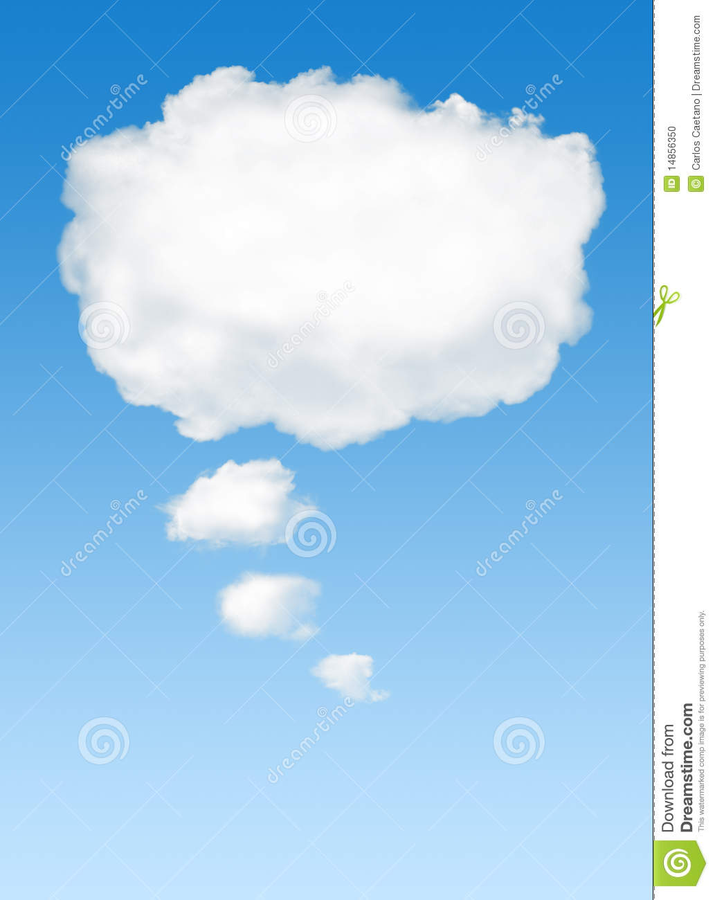 Thinking cloud