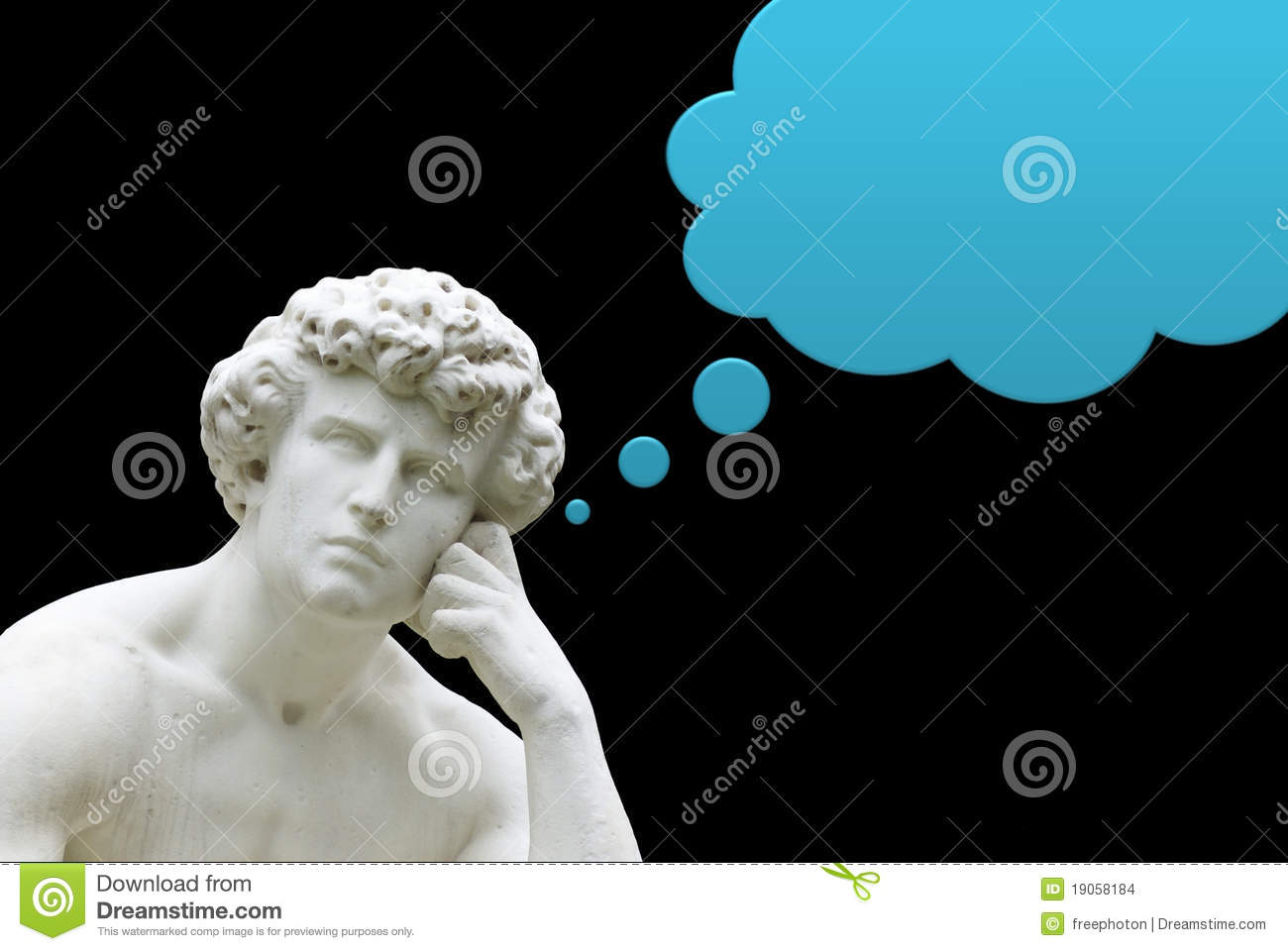 Thinking Man Stock Photo Image Of Plan Problem Concept