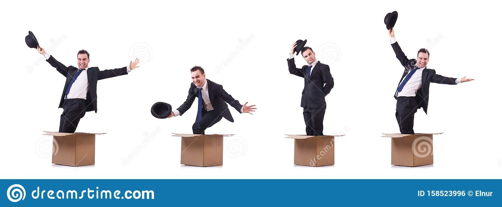 Thinking Out Box Concept Stock Images - Download 613 ...