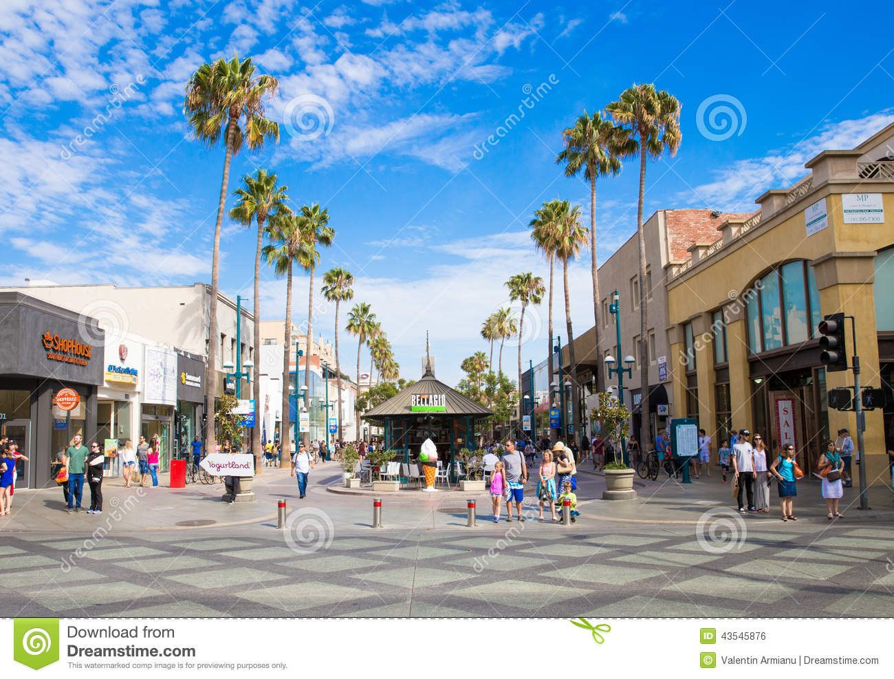 Santa monica clothing stores