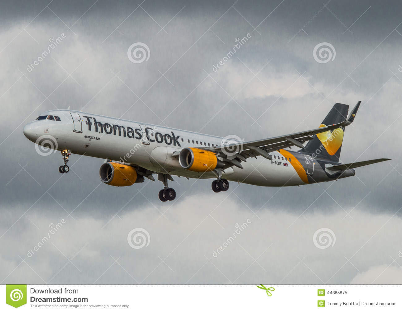 Thomas Cook Airbus A 321