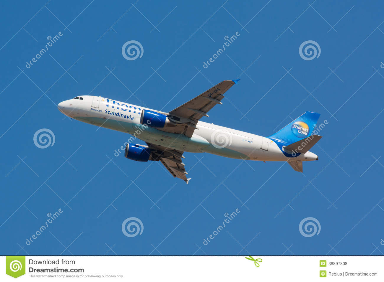 A320 Thomas Cook Scandinavia