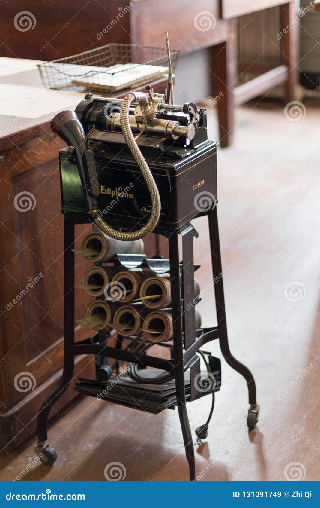 Thomas Edison National Historical Park preserva o laboratório de Thomas Edison