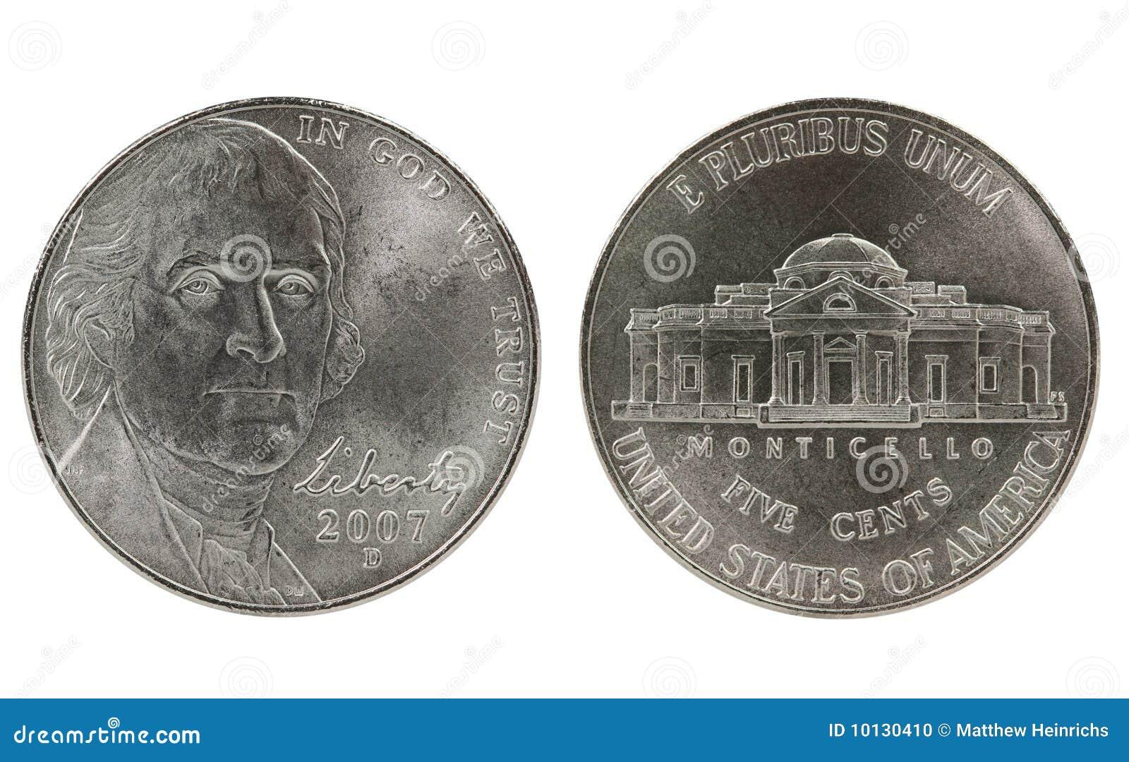 thomas jefferson coin