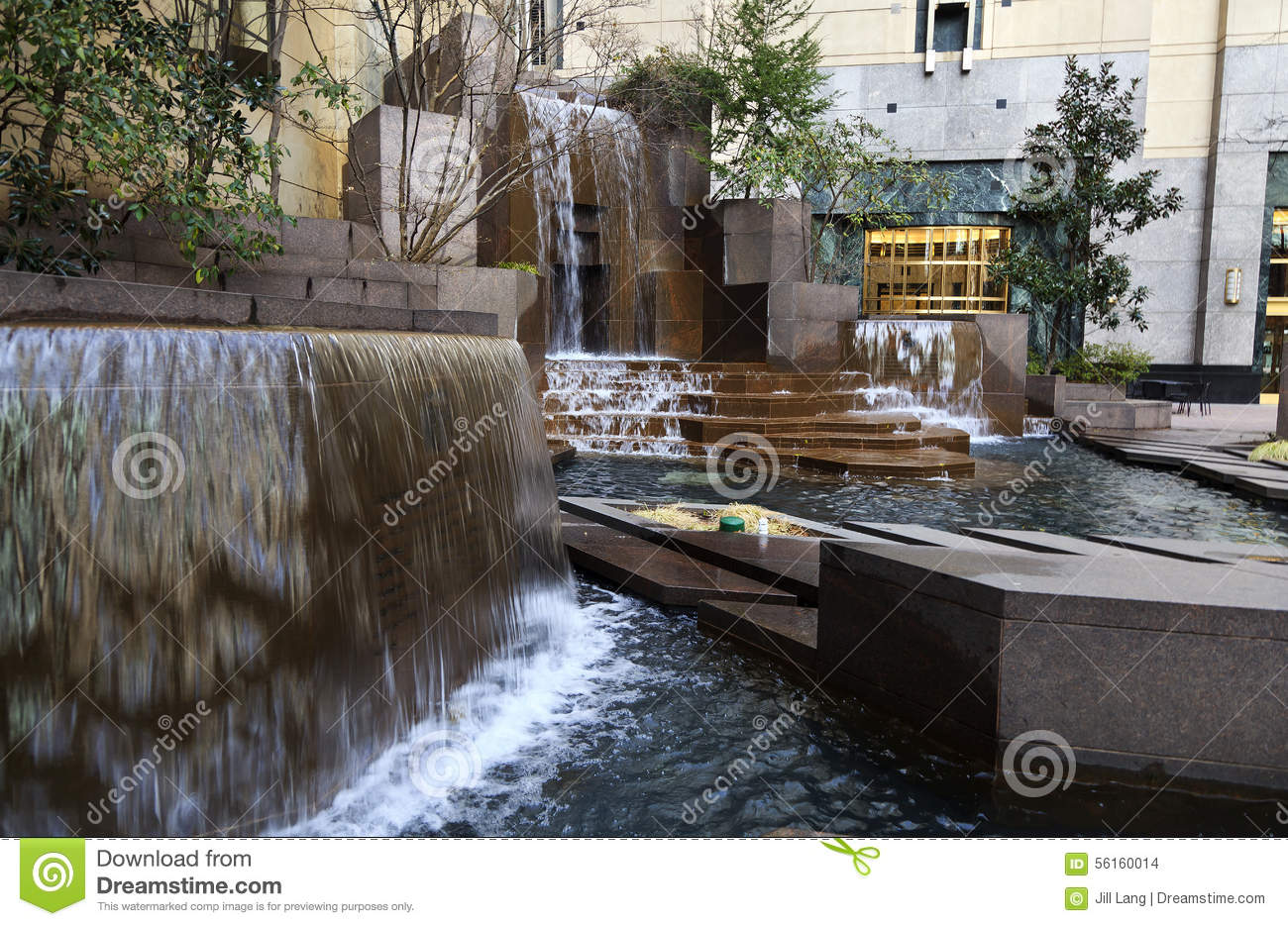 Water fountains charlotte nc -
