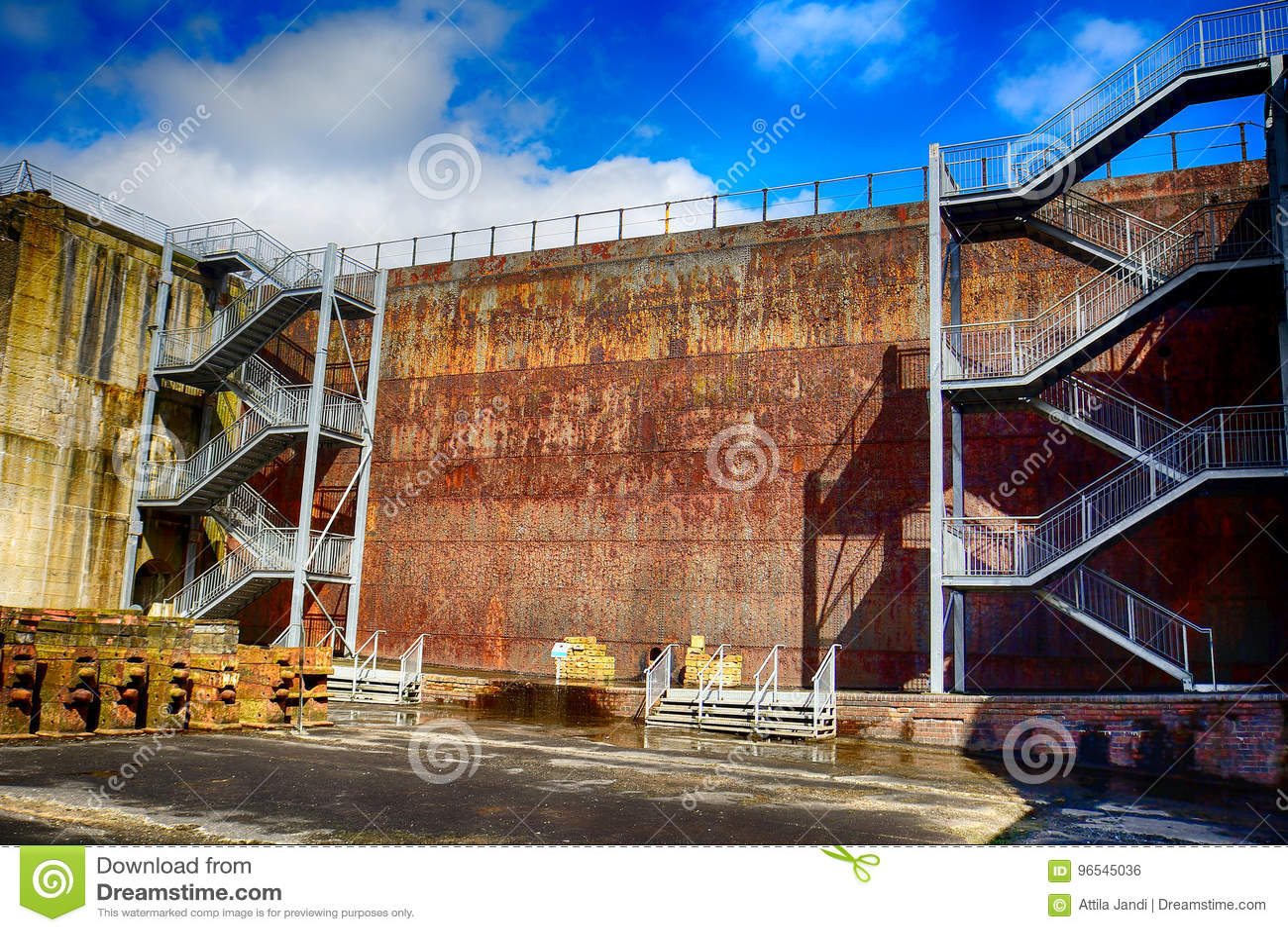 thompson graving dock belfast nor editorial photo image of irish