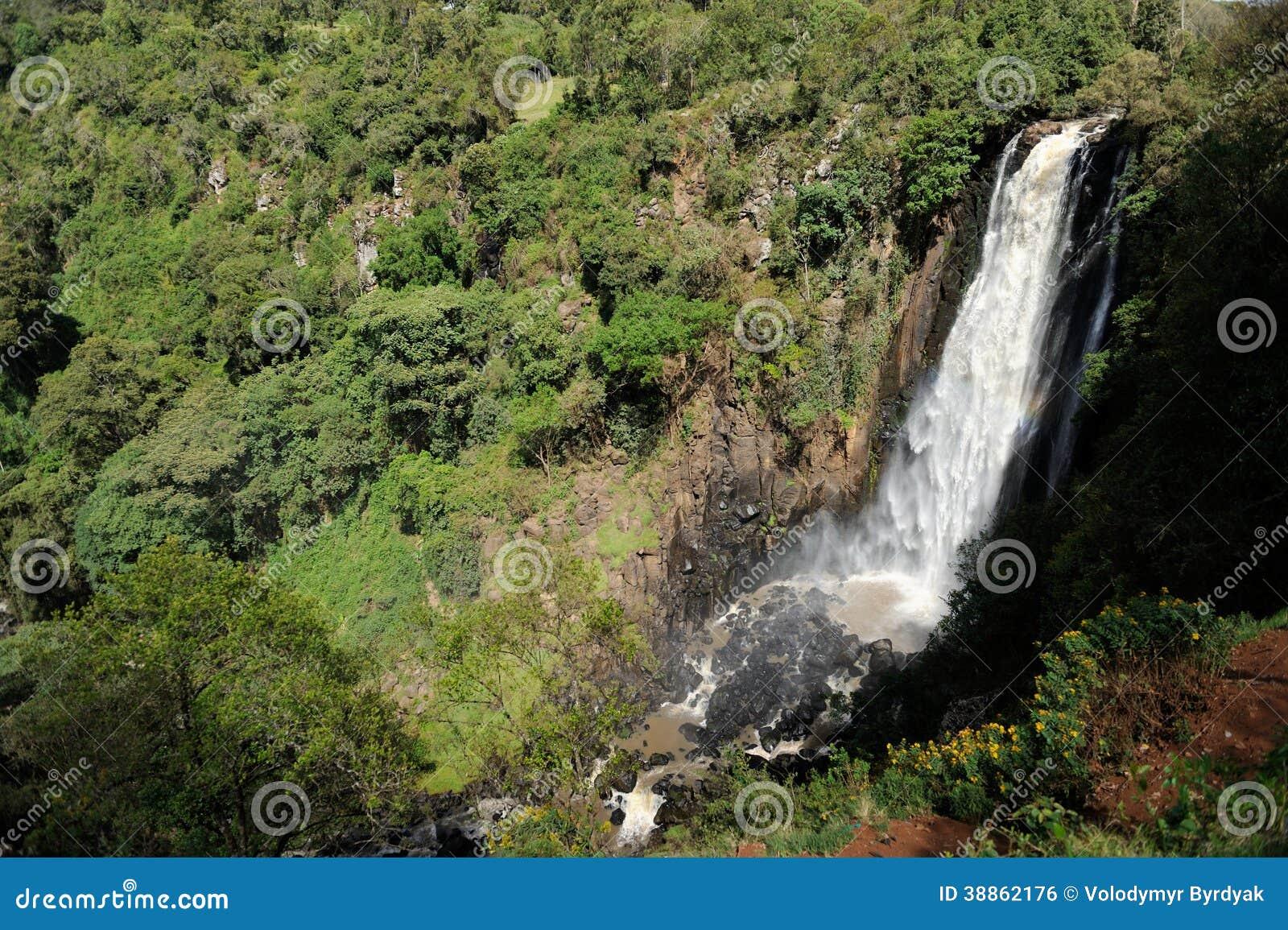 Thomson s Falls, Kenya
