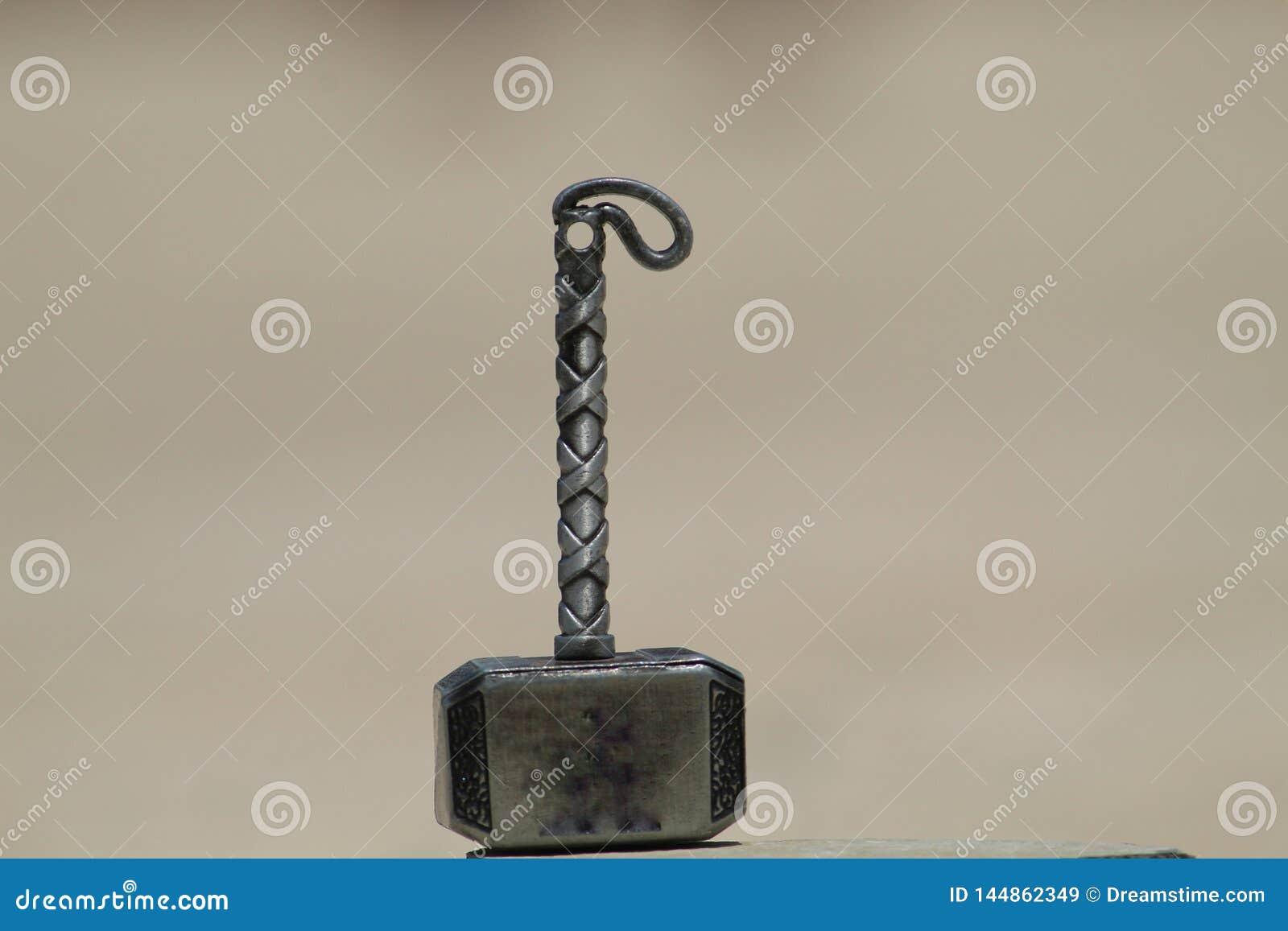 Thor Hammer para a micro fotografia