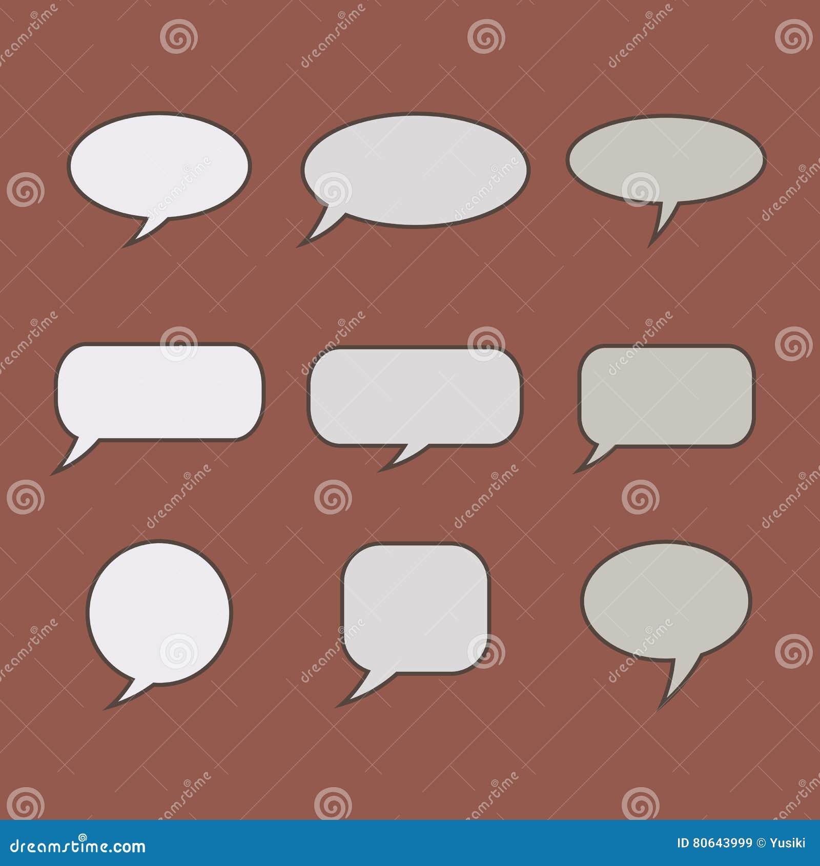 Thought Frame Speech Bubble Dream Cloud Talk Balloon