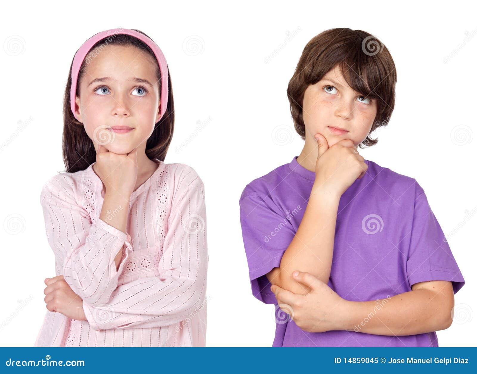 Thoughtful children
