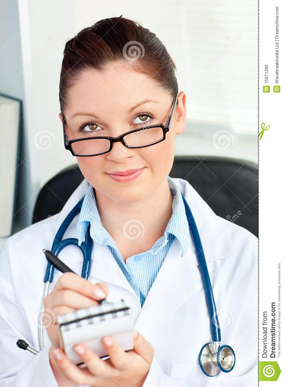 2 female doctors take on their muscular patient 7