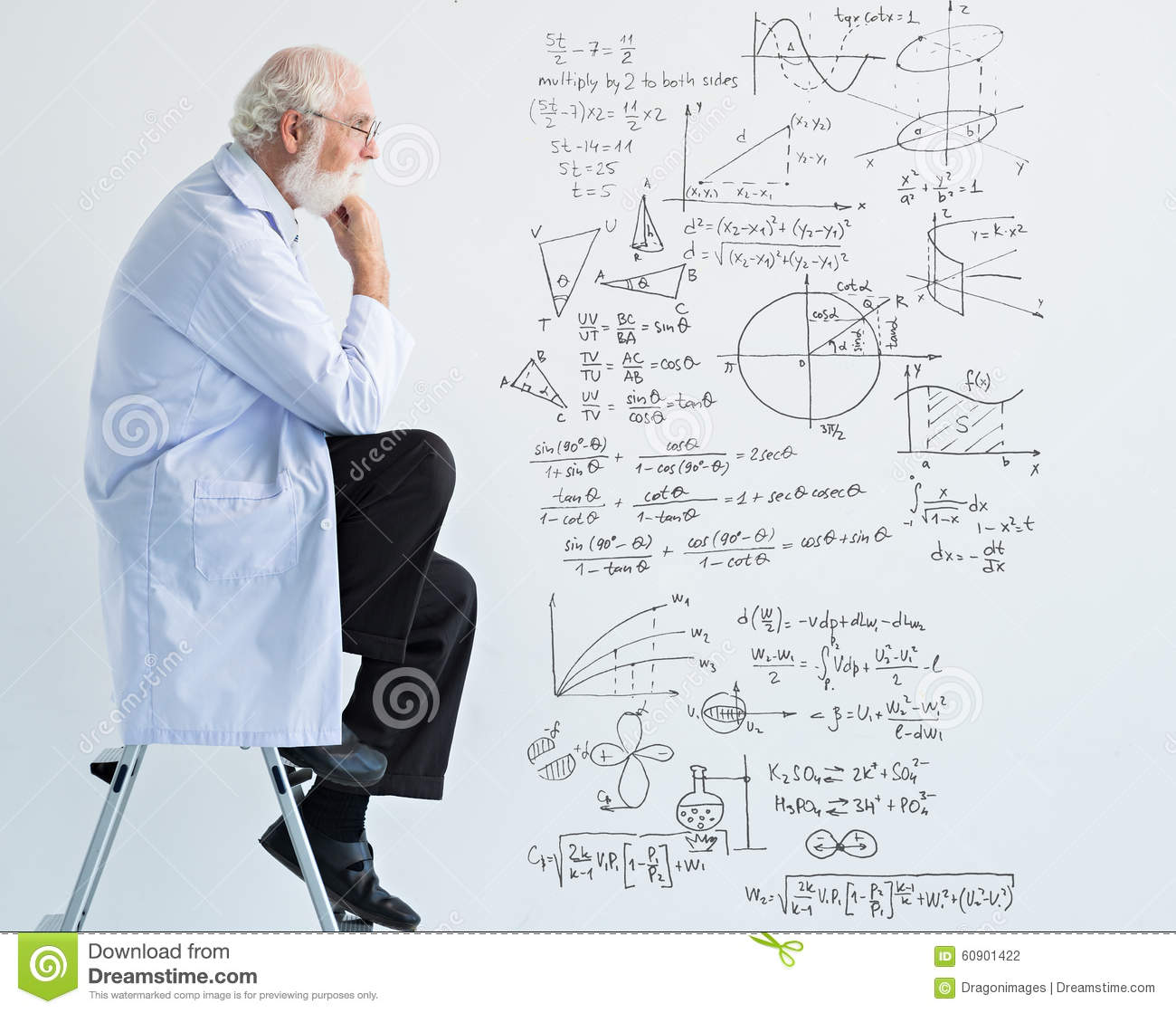 Thoughts of scientist