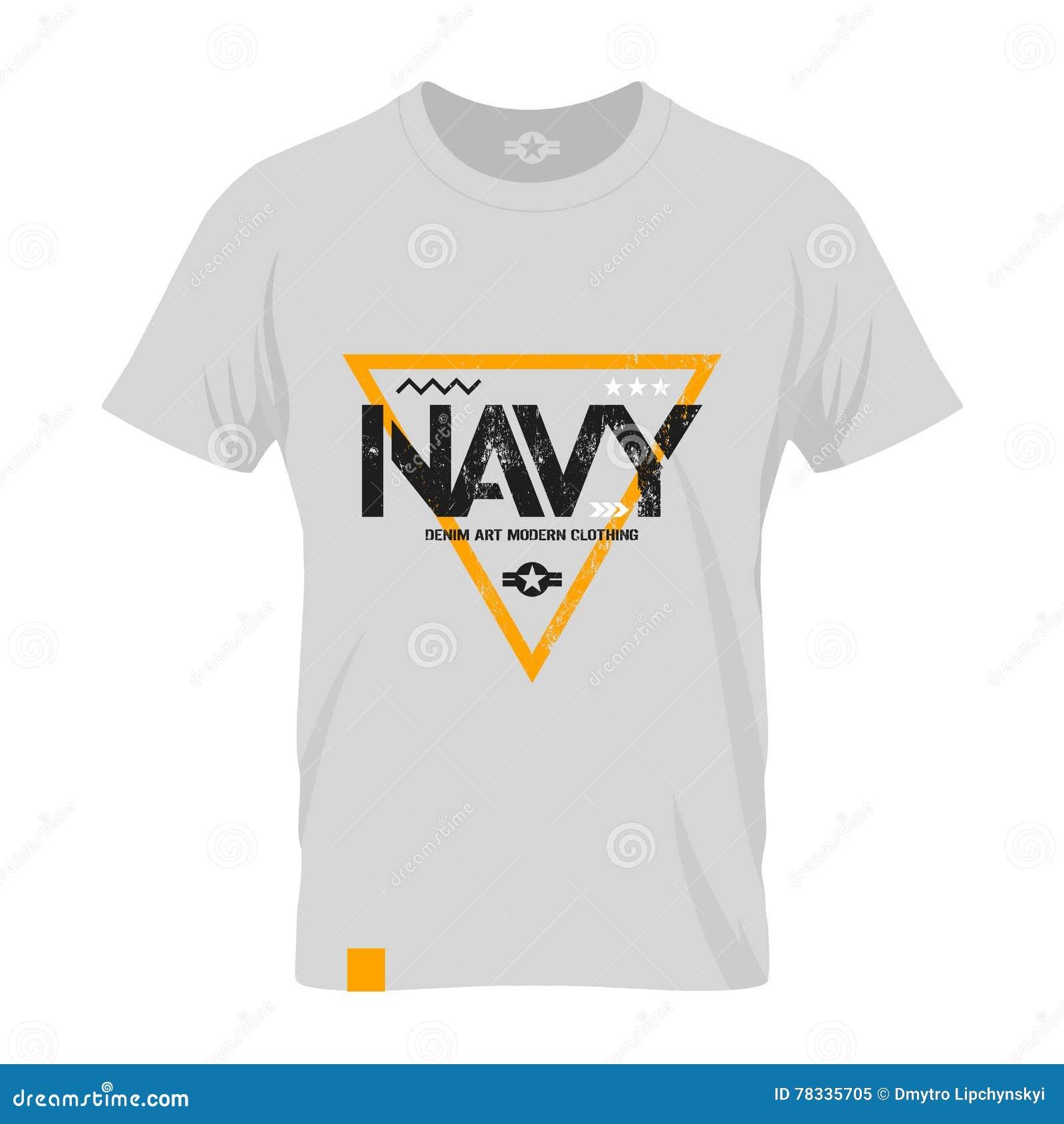 c8f779c9 Threadbare Warlike Label Light T-shirt Mock Up. Stock Vector ...