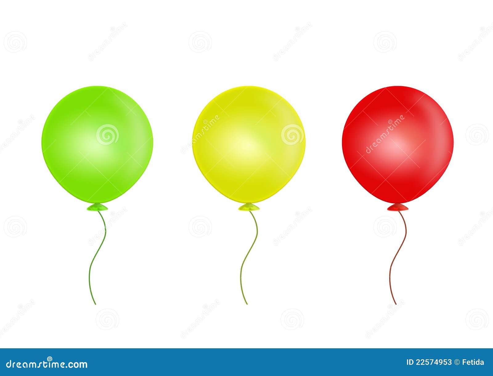 balloons white background - photo #45