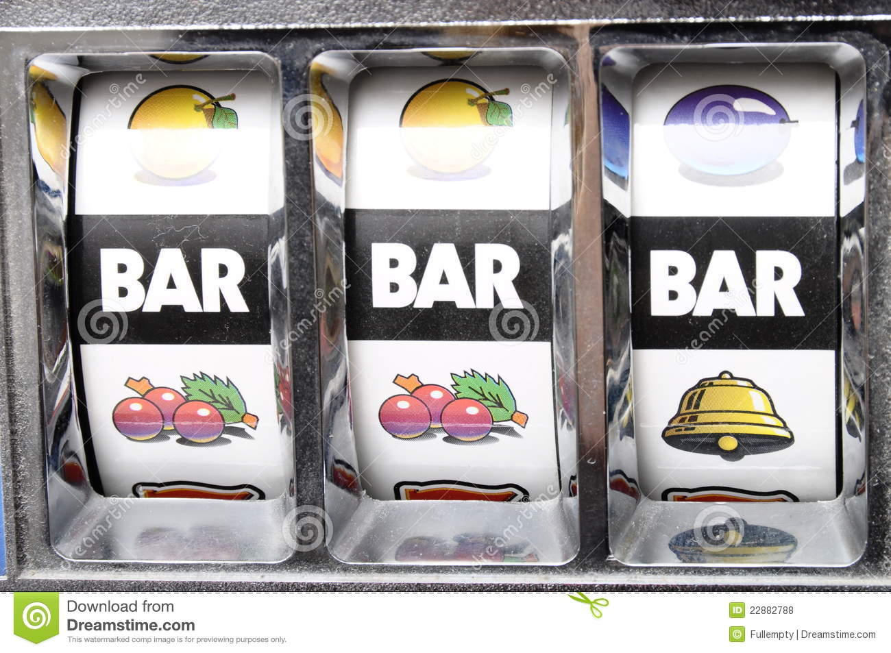 how to win bar slot machine