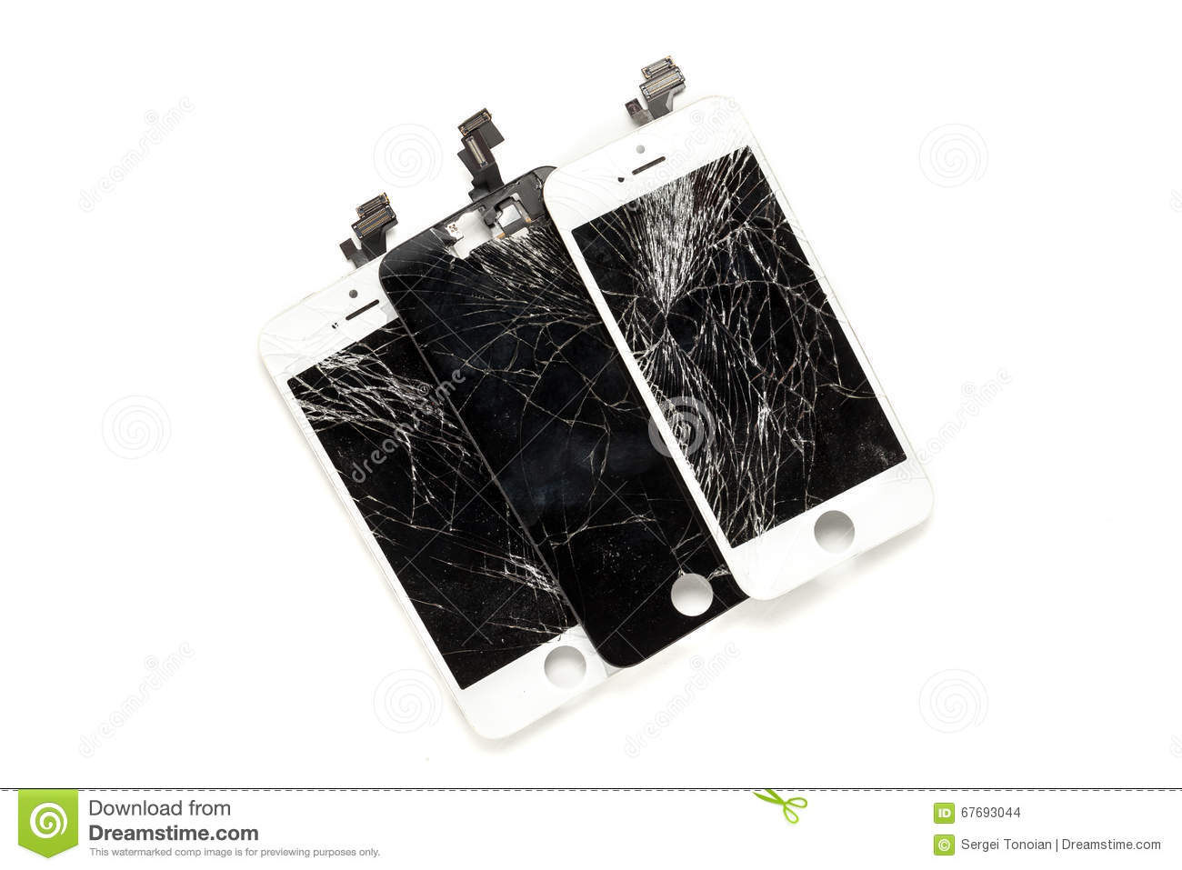 how to fix scratches on cell phone