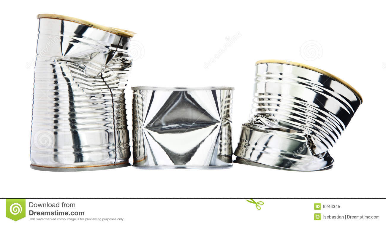 Fibonacci Sequence In Animals Three Damaged Tin Cans...