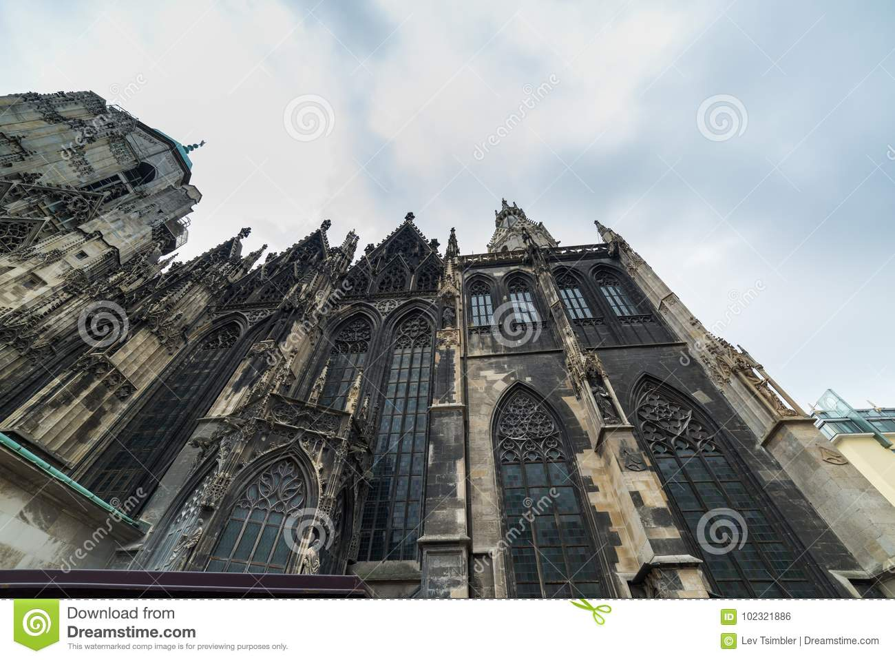 Visiting St Stephens Cathedral At Vienna Austrias Capital