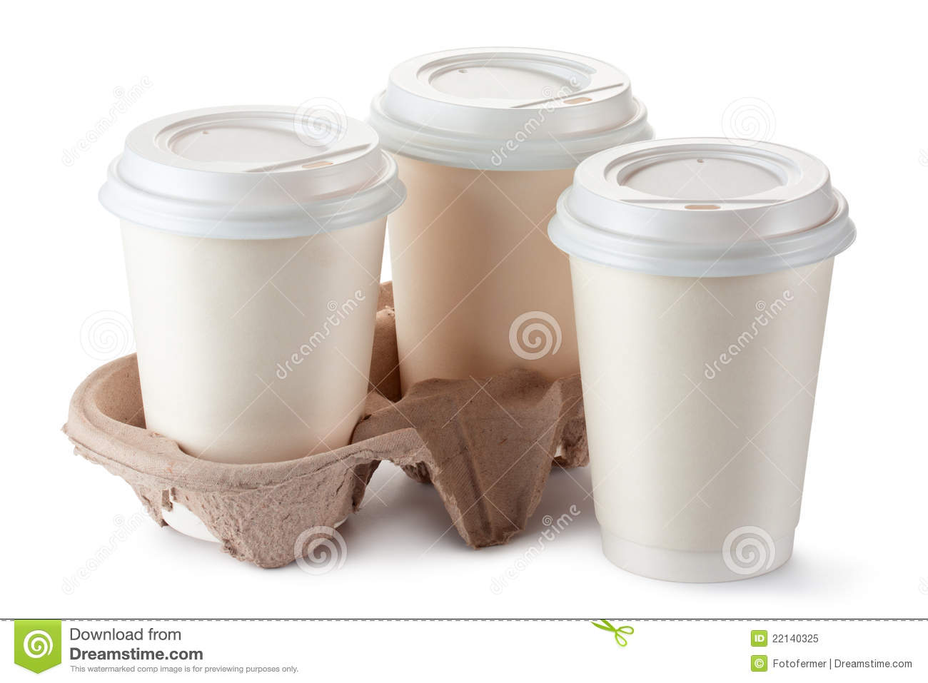 Disposable Fast Food Beverage Cups