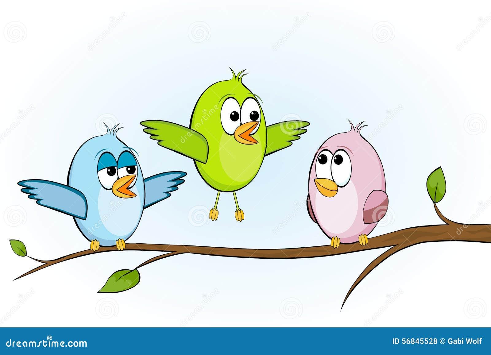 three funny birds stock vector image 56845528 goldilocks clip art asl goldilocks house clipart