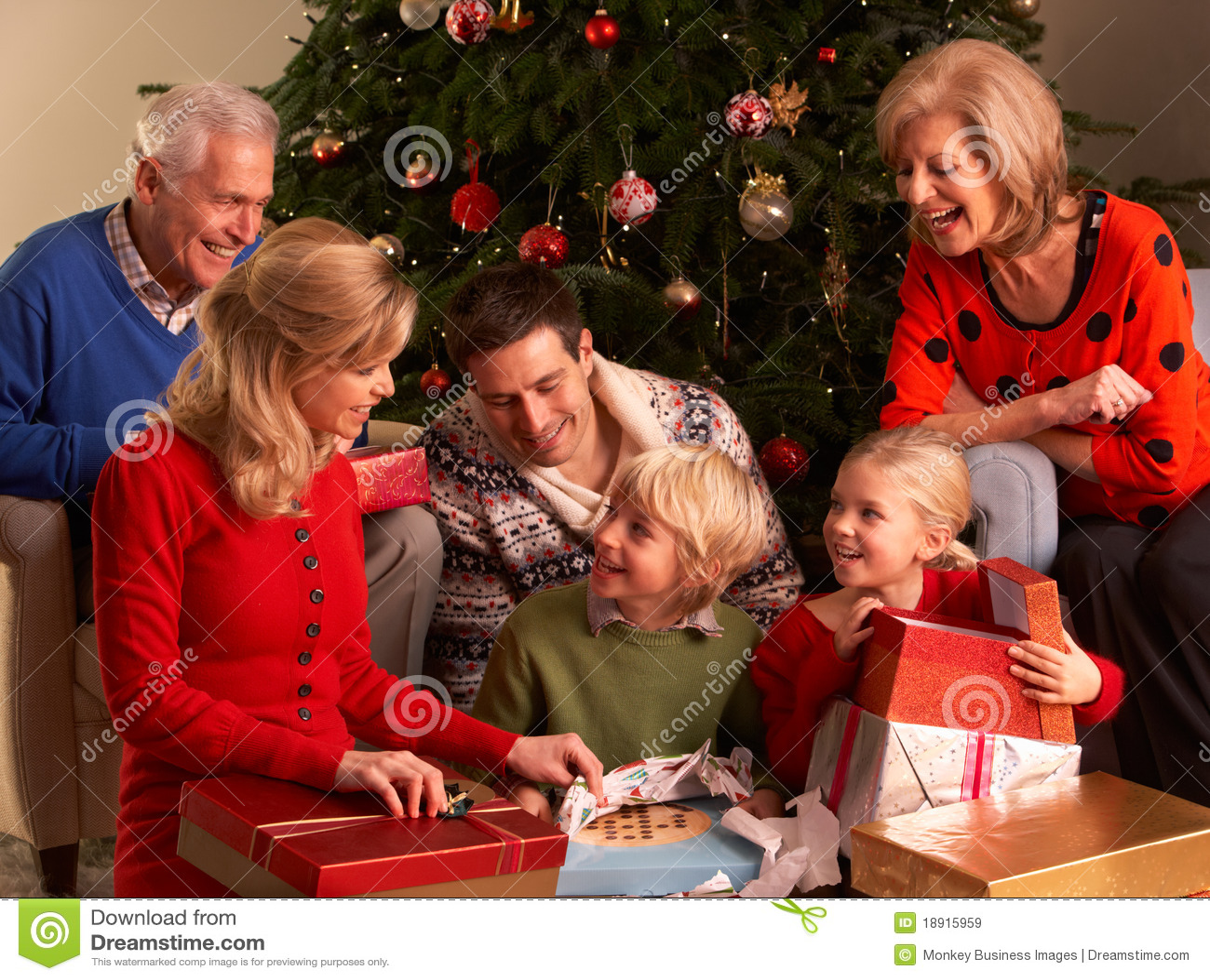 Новогодний подарок для мамы и папы